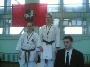 2005 г. Чемпионат России по стилевому карате (WKC)